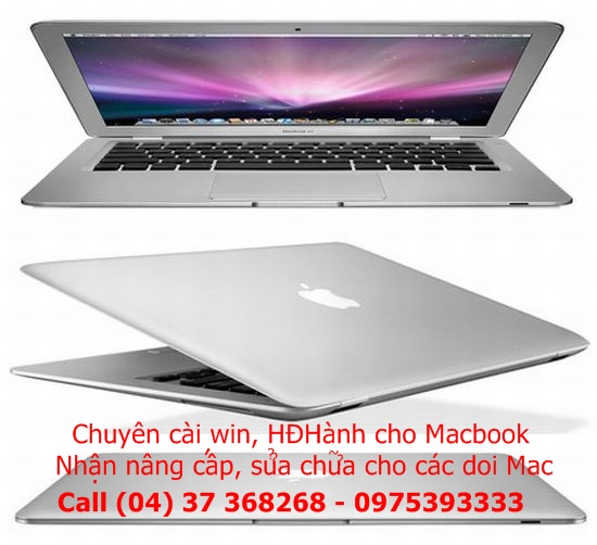Sửa macbook Air (MC506 ZP/A)