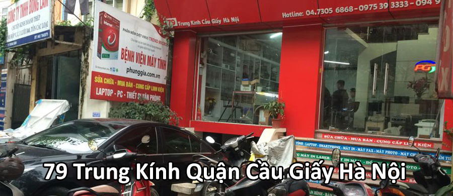 Sửa chữa laptop 79 Trung Kính, mua bán sạc laptop tại nhà hà nội, 094951.3333
